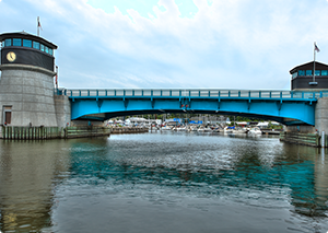 Main Street Bridge - Racine